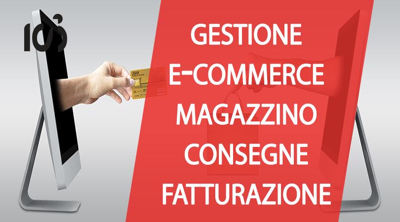 Un software di gestione e-commerce integrato per magazzino, consegne, fatturazione e spedizioni? Scopri ISILAB Italia.