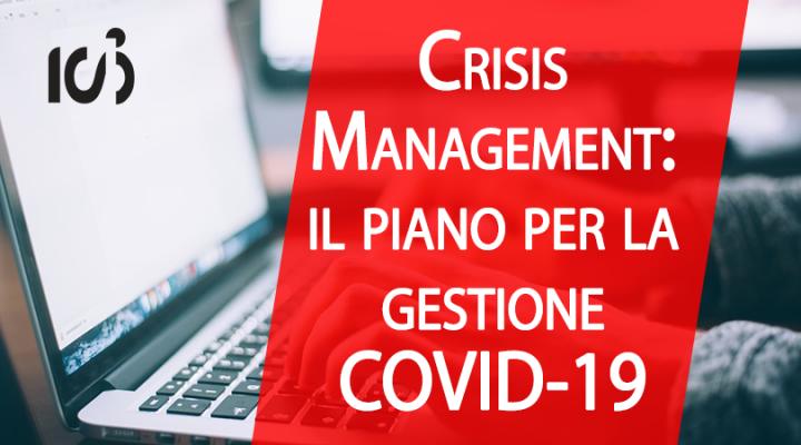 strategie di crisis management