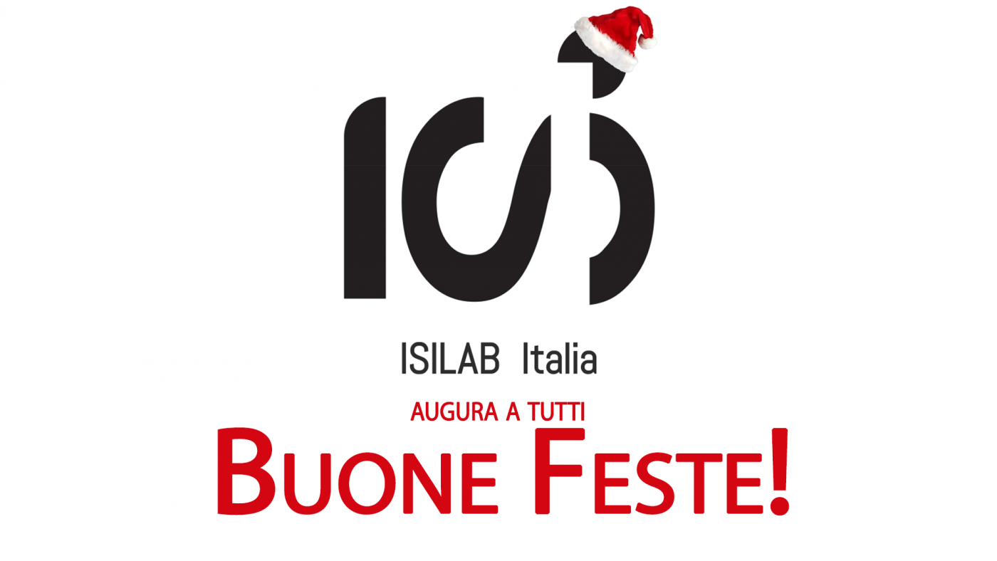 Buon Natale 2020 ISILAB Italia